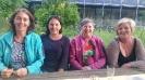 Sandra, Annette, Gabi und Lilian
