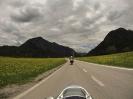 Abfahrt vom Heiterwanger See