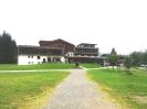 Hotel Fischer am See - vom See her gesehen