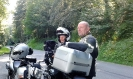 Besuch von Motorradfreunden Grafing