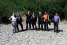 Mitten in der Furt - Maggy, Jolanda, Michaela, Beate, Ingrid, Sandra, Gabi
