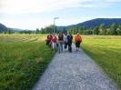 Spaziergang zum Restaurant Waldsee-Terrasse