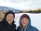 Gabi und Ingrid bei der Bergstation