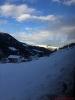 Sonnenaufgang auf der Schweizerseite