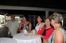 Treffpunkt im The Riverside - Peter, Beate, Annette, Maggy und Jolanda