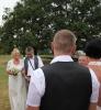 Eine Rede für beide Brautpaare