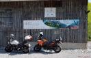 Yamaha FZ6 und KTM Adventure 1190