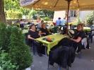 ..noch an Kaffee und Kuacha am St. Luzisteig