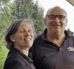 Einladung von Maggy und Peter zu Surf 'n' Turf zur Hochzeit von Lilian und Guido