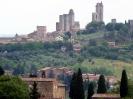 San Gimignano - unsere Lieblingsstadt mit hohen Parkgebühren : )