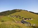 Alpe Gamp mit Ferienhäusern