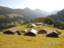 Ausblick vom Gampberg auf die Alpe