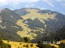 Alpe Gamp in Sicht