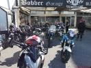 Stop bei der Bobber Garage