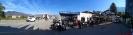 Mühleholz Grill mit Bobber Garage
