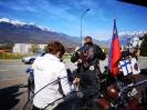 Der Behälter auf dem Rücken vom Liechtensteiner Guardian